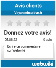Avis clients de voyanceintuitive.fr