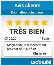 Avis clients de doomyflocrochet.com