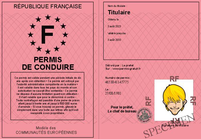 (c) Permis-gratuit.fr