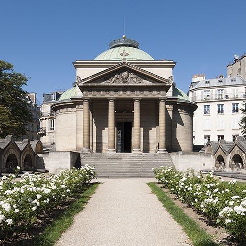 (c) Chapelle-expiatoire-paris.fr