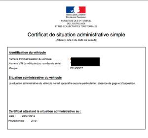 (c) Certificatdenongage.info